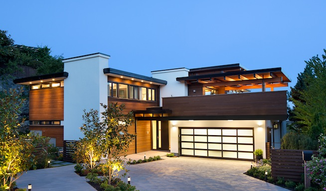 Vancouver Residential Architects KGA Vancouver Architects - Burkehill residence canada